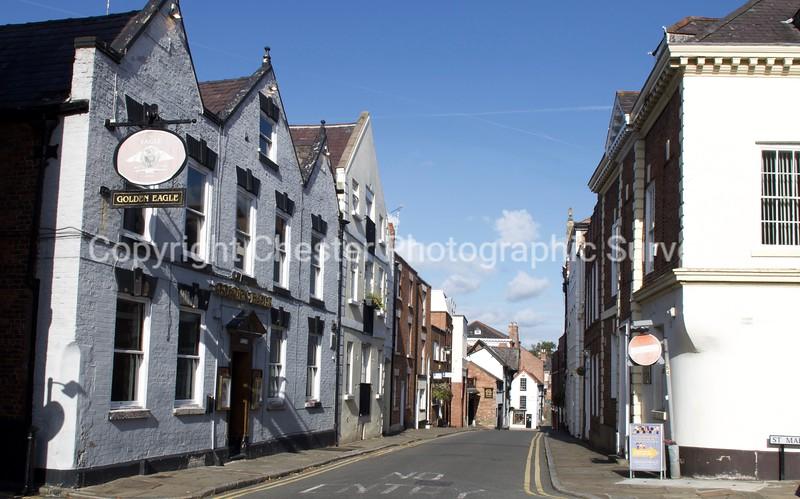 Golden Eagle: Castle Street