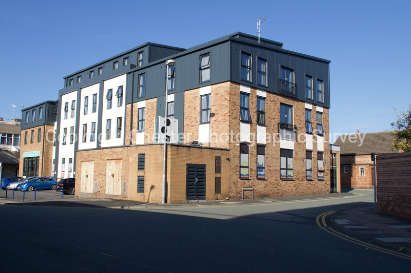 Chronicle House  Student Accommodation: Commonhall Street