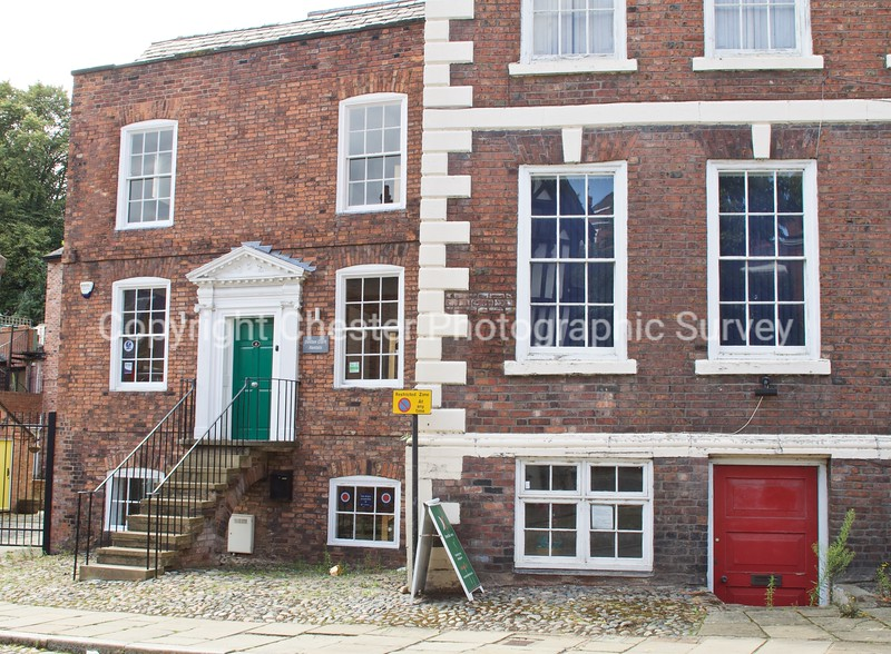 4 and Shipgate House: Shipgate Street