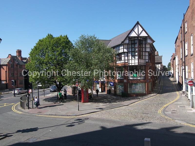 General street view: Grosvenor Street / Whitefriars