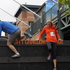 The City Challenge Obstacle Race New England in Lowell, Ma. Saturday, September 30, 2017.