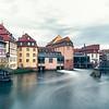 Vue du Pont Saint Martin - Strasbourg - France