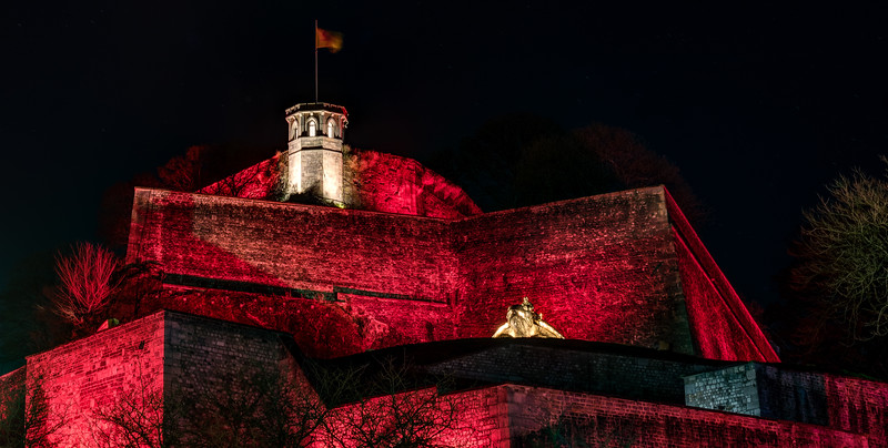 Citadelle de Namur - Namur - Belgique