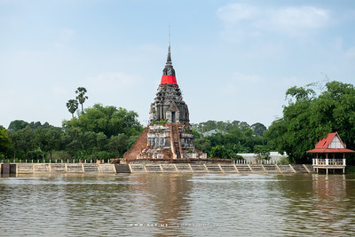 Wat Sanamchai, Ayutthaya