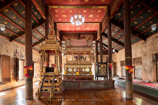 Wat Choeng Tha, Ayutthaya