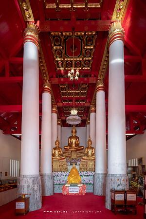 Phra Ubosot Wat Kasattrathirat