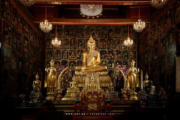 Wat Phanan Choeng Worawihan, Ayutthaya