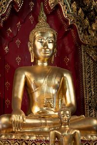 Phra Ubosot, Wat Senasanaram, Ayutthaya