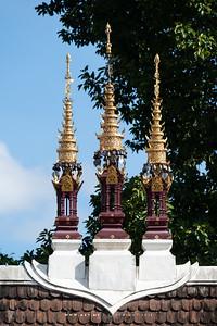 Chiang Mai City Pillar Shrine
