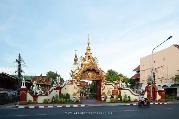 Wat Muentoom, Chiang Mai