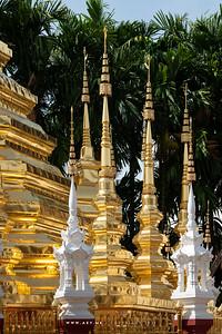 Wat Phantao, Chiang Mai