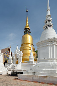 Wat Suan Dok, Chiang Mai