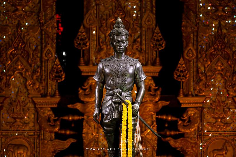 King Mengrai (Mangrai) the Great Monument, Chiang Rai