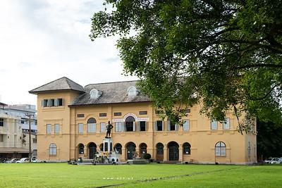 Chalermprakiat Kanchanapisek Cultural Hall, Chiang Rai
