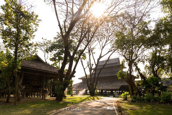 Mae Fah Luang Art & Culture Foundation (Rai Mae Fah Luang), Chiang Rai