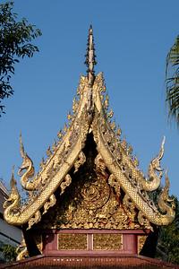 Haw Phra Kaew, Wat Phra Kaew, Chiang Rai