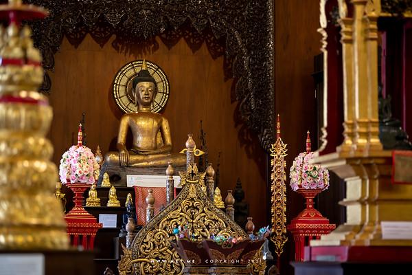 Hongluang Saengkaew Museum, Wat Phra Kaew, Chiang Rai