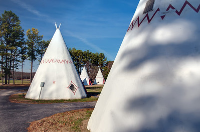 Wigwam Village - Cave City, KY