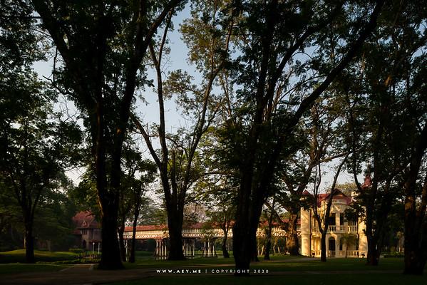 Jalimangalasana Residence, Sanam Chandra Palace, Nakhon Pathom