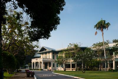 Bimarn Pathom Residence, Sanam Chandra Palace, Nakhon Pathom