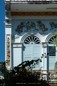 Sang Tham Shrine, Phuket Old Town
