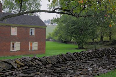 Tanyard House early morning