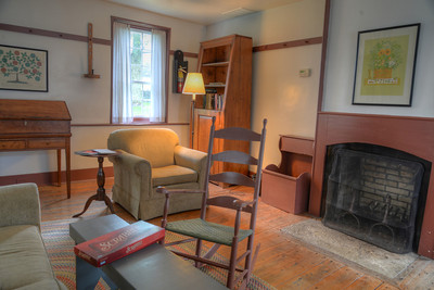 Tanyard House living room