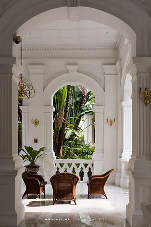 Raffles Hotels & Resorts, Singapore