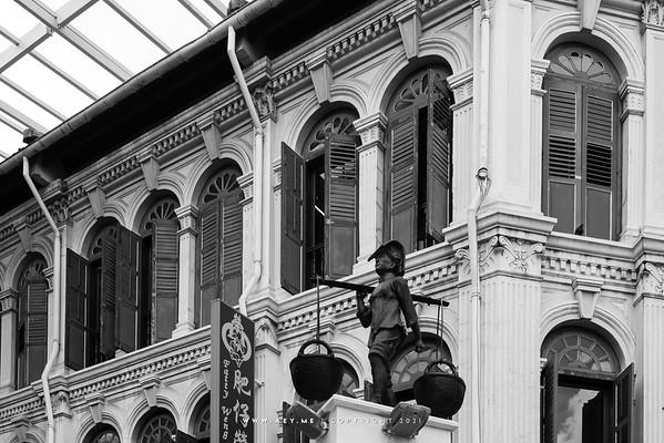 Chinatown Heritage Centre, Singapore
