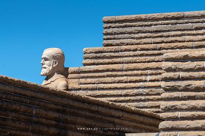 Piet Retief Statue, Voortrekker Monument, Pretoria