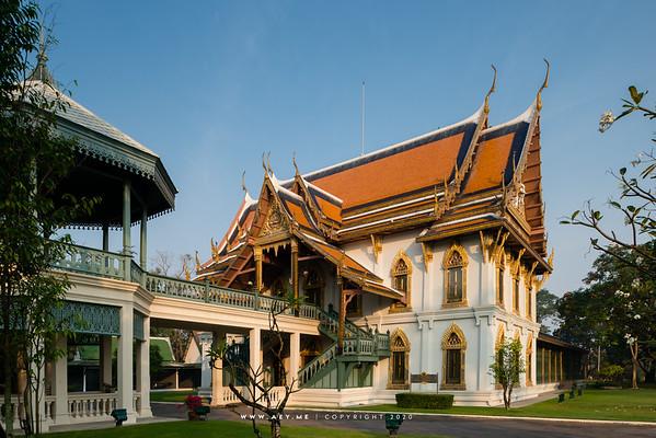 Vajariromaya Residence, Sanam Chandra Palace, Nakhon Pathom