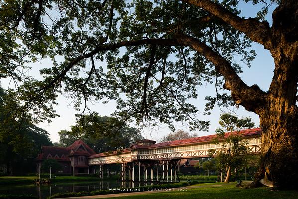 Marirajrattaballang Residence, Sanam Chandra Palace, Nakhon Pathom