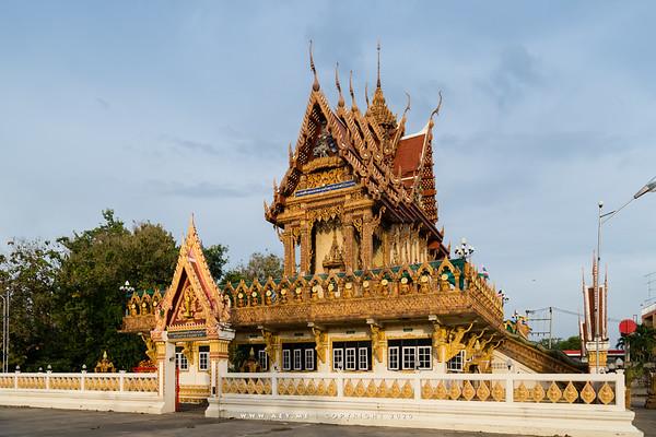 Wat Mai Amphawan, Nakhon Ratchasima (Korat)