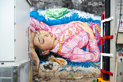 Street Art, Phuket Old Town