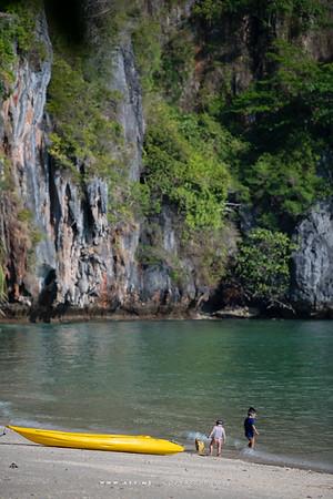 Koh Lao Liang, Trang