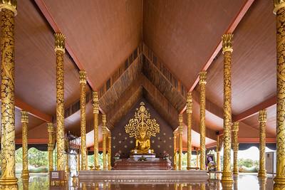 Wat Sirindhorn Wararam Phu Phrao (Wat Phu Prao), Ubon Ratchathani