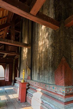 Tripitaka Hall, Wat Thung Si Muang, Ubon Ratchathani