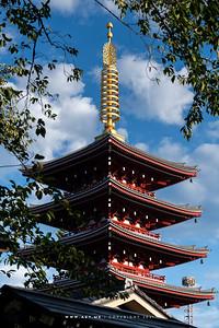 Sensō-ji (Asakusa Kannon)