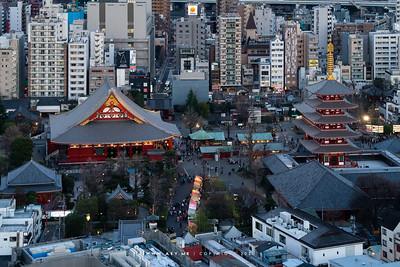 Asakusa Kannon (Sensō-ji)