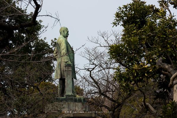 Yajiro Shinagawa Statue