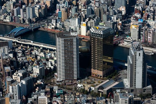 Cityscape of Tokyo