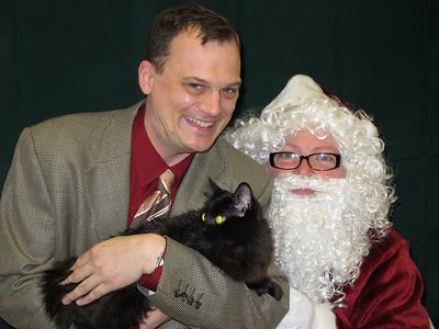 Santa photos 2009