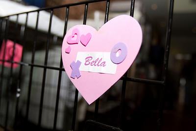 Bella's nametag