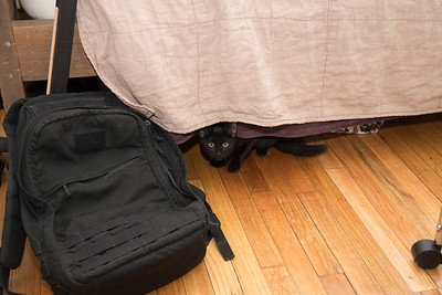 Claiming the underbed