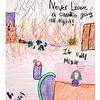March: by School 14 5th grader Carmen Quiroa
