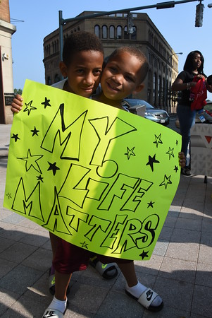 City hosts ROC Together Unity March and Picnic. 9/5/2015