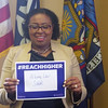 Mayor Warren encourages students to #ReachHigher