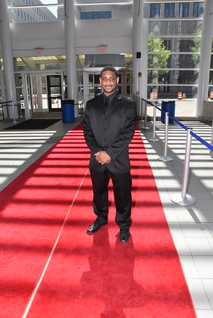 The Distinguished Gentleman: Red Carpet Photos