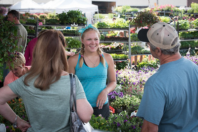 2016 Flower City Days at the Market