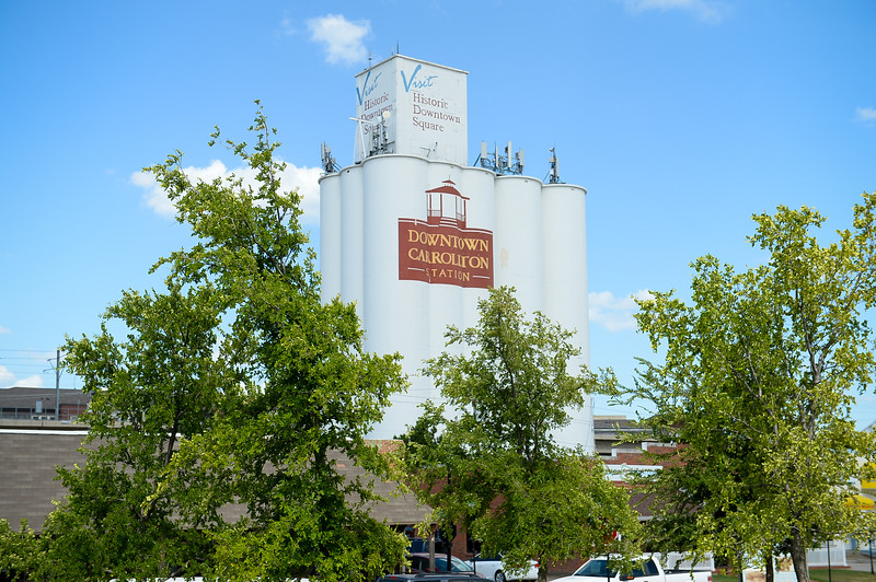 "The City of Carrollton, TX 'Where Connection Happen"""